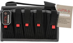 G*Outdoor 1006MAG HG Magazine Tote Holds 10 Mags