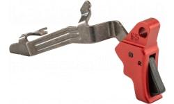 Apex Tactical Specialties 102151 Action Enhancement Glock 17,19,19x,26,34,45 Gen 5 Enhancement Drop-in Red