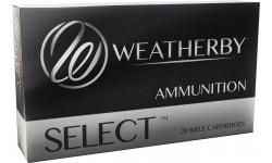 Weatherby H300165IL 300 Weatherby 165 Interlock - 20rd Box