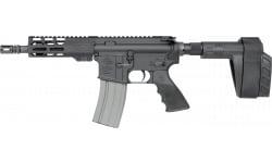 "Rock River Arms LAR-15 Semi-Automatic AR-15 Pistol 7"" Barrel .223/5.56 Nato 30rd - Includes SB Tactical SBA3 Brace - Hogue Overmold Grip - DS2132"