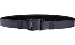 "Bianchi 17870 Nylon Gun Belt 7202 28"" - 34"" Small Black Nylon"