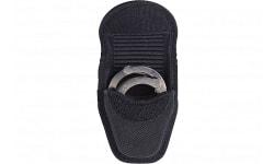"""Bianchi 18772 DBL Cuff Case 7317 Fits Belt Width 2"""" & 2.25"""" Black Accumold"""