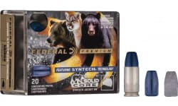 Federal P44SHC1 44MG 300 Solid Core - 20rd Box