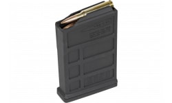 Magpul MAG579-BLK Pmag Bolt Action 7.62x51/308Win/7mm-08 Rem/6.5mm Crdmr/260 Rem/243 Win 10 Round Polymer Black