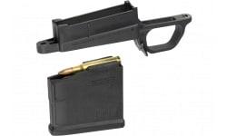 Magpul MAG489-BLK Hunter 700L Standard Reinforced Polymer Black Magazine Well