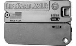 Trailblazer Firearms LC1P Lifecard .22LR Single Shot Poly Handle Black