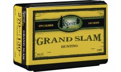Speer 1465 Rifle Hunting 270 Caliber .277 130 GR Grand Slam Soft Point 50 Box