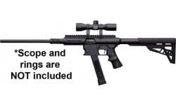 TNW Firearms RXCPLT0009BK Aero Survival Rifle 9MM