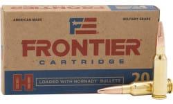 Frontier FR700 6.5 Grendal 123 FMJ - 20rd Box