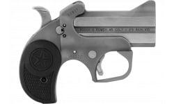 "Bond Arms BARW Arms Rough N Rowdy 45LC / .410,  3"" Barrel SS, Rubber"