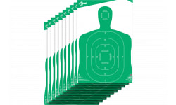 EZ AIM 12X18 Silhouette Green - 10 Pack