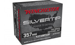 Winchester Ammo W357ST 357 Mag 145 STHP - 20rd Box