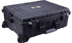 Reliant MULE-105 Rolling Case 24X19X8 Black