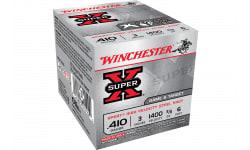 "Winchester Ammo WE413GT6 Super X Xpert High Velocity 410GA 3"" 3/8oz #6 Shot - 25sh Box"