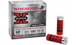 "Winchester Ammo WE28GT7 Super X Xpert High Velocity 28GA 2.75"" 5/8oz #7 Shot - 25sh Box"