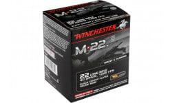 Winchester Ammo S22LRT 22LR 40 BPLRN - 1000rd Box