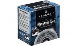 "Federal WF107BBB Speed-Shok 10GA 3.5"" 1 1/2oz BBB Shot - 25sh Box"