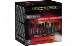 "Federal PWBX107BB Black Cloud FS Steel 10GA 3.5"" 1 5/8oz BB Shot - 25sh Box"