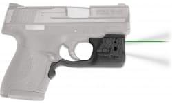 Crimson Trace LL801G Laserguard Pro SW M&P Shield Green Laser Trigger Guard