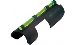 Hiviz Mpbtac Tactical Snap On 4 Pipes 12GA Fiber Optic Green/Red/Yellow/Orange Black