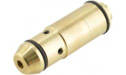 Laserlyte LT-40 Laser Trainer Cartridge 40 S&W Red Laser Brass Cartridge