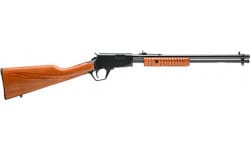 """Rossi RP22181WD RP22 .22LR Pump Action, Gallery Rifle. 18"""" BBL, 15 Round,  BK/HDW"""