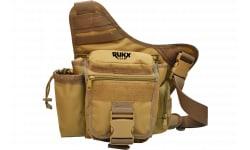 Rukx ATICTSBT Single Strap Sling BAG TAN