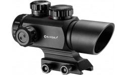 "Barska AC12176 Ar-x 1x 35mm Obj 3.7"" Eye Relief Black Matte"
