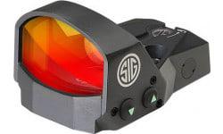 Sig Sauer Electro-Optics SOR11005 Romeo1 1x 30mm Obj Unlimited Eye Relief 3 MOA Graphite