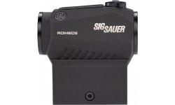Sig Sauer Electro-Optics SOR52001 Romeo5 1x 20mm Obj Unlimited Eye Relief 2 MOA Graphite