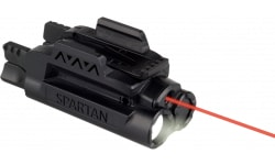 LaserMax Spscr Spartan Light and Laser Red Picatinny Mount AAA