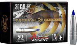 Federal PB308TA1 Bull .308 175TERMASC 50/4