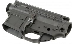 San Tan Tactical SST-15-PILLAR-COMBO TAN STT-15 Billet Receiver UPPER/LOWER Combo Black