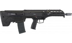 "Desert Tech DT-MDRX-SBB-BAC-SE MDRX 556 Rifle 16"" Black"