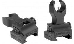 Samson FXF-HK Quick Flip A2 Front Rail Mount AR-15 Aluminum Black