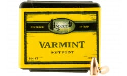 Speer 1608 Rifle Hunting 270 Caliber .277 150 GR Grand Slam Soft Point 50 Box