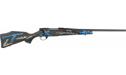 Weatherby VYB65CMR0O Vanguard Blue Compact 6.5 Creedmoor