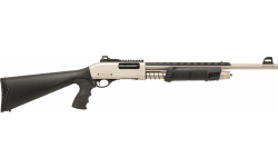 """Best Arms BA112NMG Pump 18.5"""" Shotgun"""