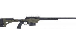 """Savage Arms Axis II Precision Bolt Action Rifle .22"""" Heavy Barrel .223 / 5.56 10 Round-  MDT Chassis OD Green - 57549"""