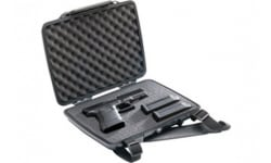 Pelican 1070-006-110 P1075 HardBack Pistol Case