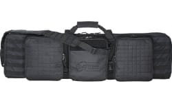 Voodoo Tactical 15-9648001000 Deluxe Padded Weapon Case w/ 6 Locks
