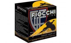 "Fiocchi 283GP75 GLD PH/TRK 11/16 3"" - 25sh Box"