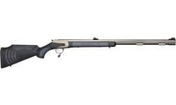 "T/C Arms 10168526 Triumph Bone Collector Break Open 28"" FB Adjustable Fiber Optic 209 Primer Black Synthetic Stock Weather Shield"