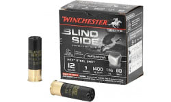 "Winchester Ammo SBS123BBVP Blindside 12GA 3"" 1-3/8oz BB Shot - 200sh Case"