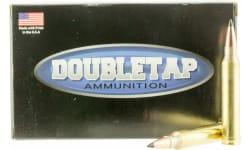 DoubleTap Ammunition 3W165SS Desert Tech Longrange 300 Winchester Magnum 165 GR Swift A-Frame - 20rd Box