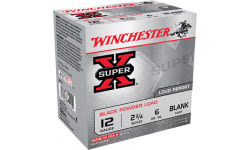 "Winchester Ammo XBP12 Super-X Black Powder Blank 12GA 3"" - 25rd Box"