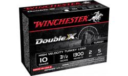 "Winchester Ammo STH105 Double X Turkey 10GA 3.5"" 2oz #5 Shot - 10sh Box"