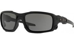 Oakley OO932901 BAL Shocktube Mtte Black w/GRY