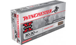 Winchester Ammo X30303 Super-X 30-30 Winchester 170 GR Power-Point - 20rd Box