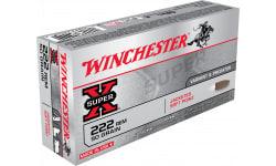 Winchester Ammo X223R Super-X .223/5.56 NATO 55 GR Pointed Soft Point - 200 Round Case